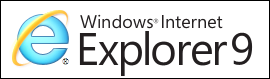 Internet Explorer 9 - IE9 Logo