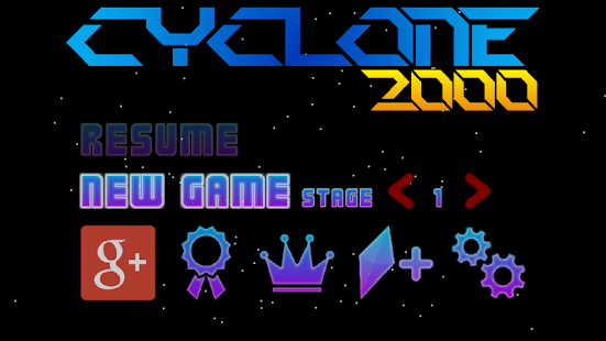 Cyclone 2000 - screenshot thumbnail