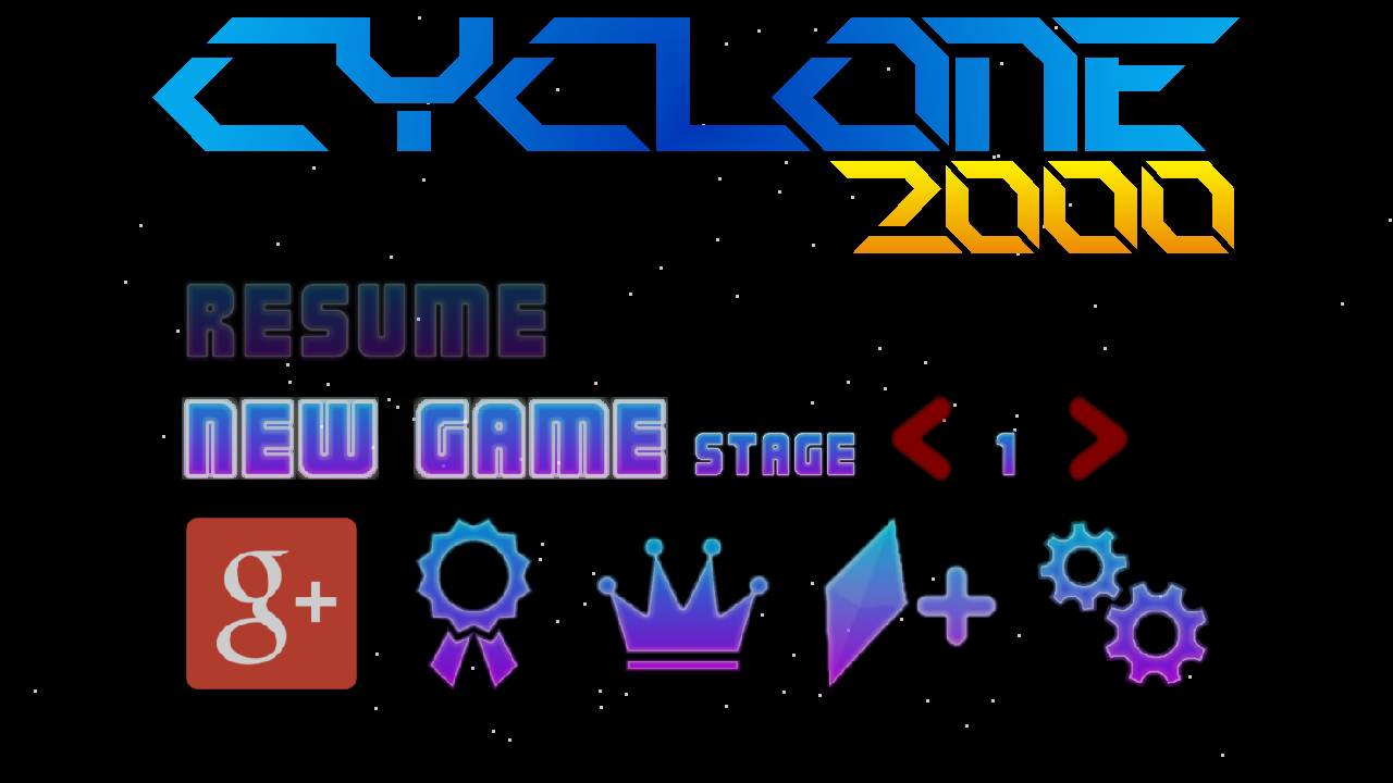 Cyclone 2000 - screenshot