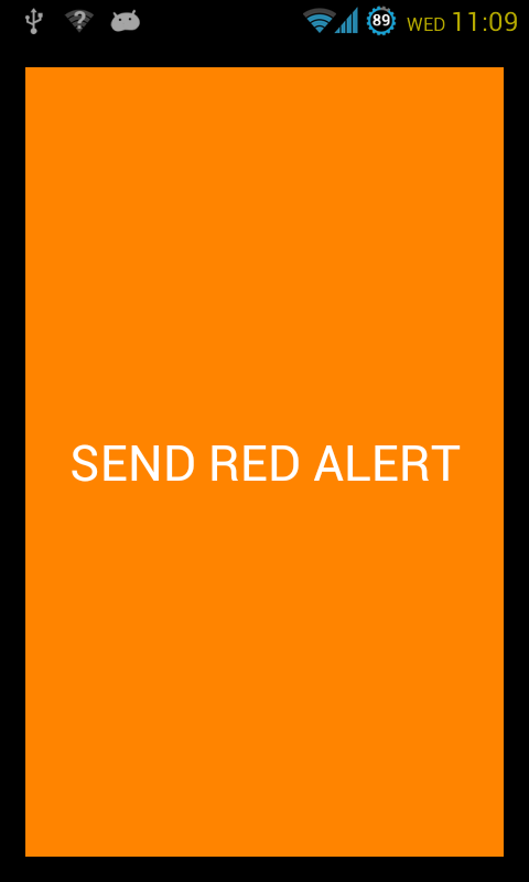 RED ALERT - screenshot