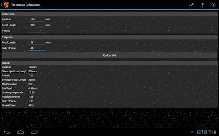 Night Sky Tools - Astronomy 2.6.1 screenshot 86711