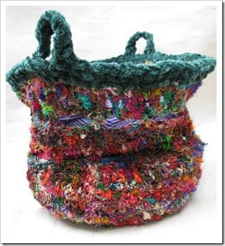Purl Bee's Stash Basket