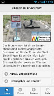 brunnennavi f r sindelfingen apps on google play. Black Bedroom Furniture Sets. Home Design Ideas