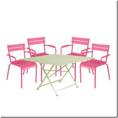 d co semaine outdoor mobilier de jardin design chez made in design. Black Bedroom Furniture Sets. Home Design Ideas