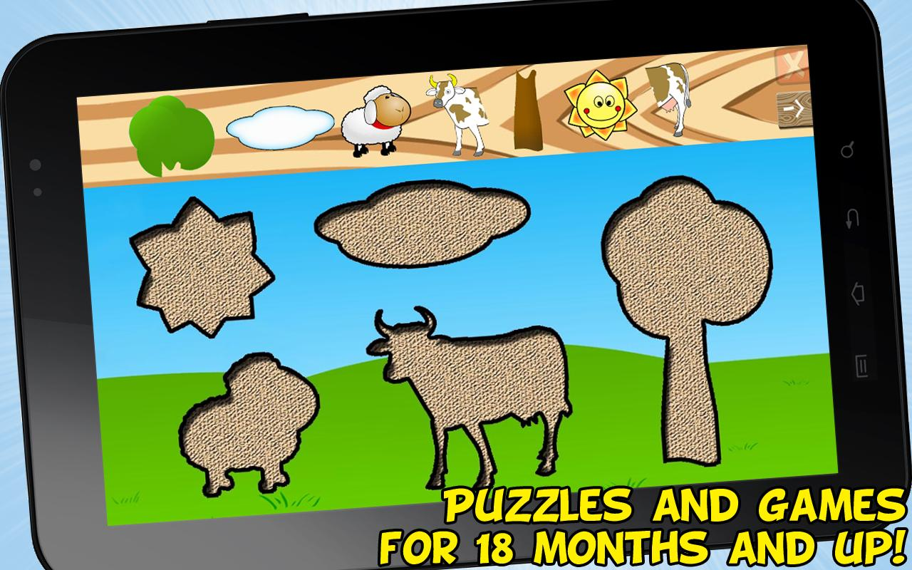 Barnyard Games For Kids Free - screenshot