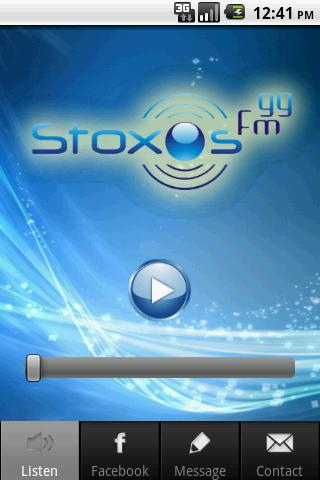 Stoxos FM 99- screenshot