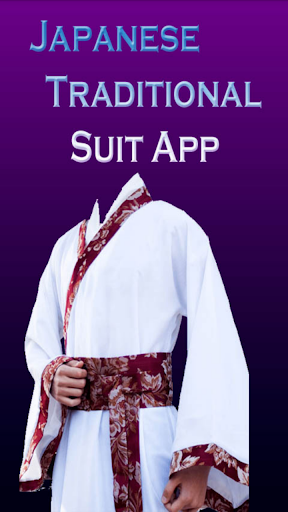 Japanese Traditional Suit