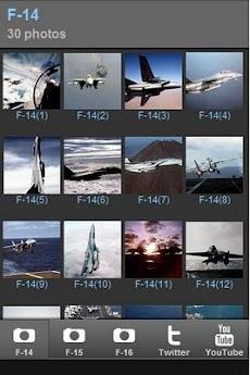 世界の戦闘機図鑑 (F-14,F-15,F-16)のおすすめ画像2