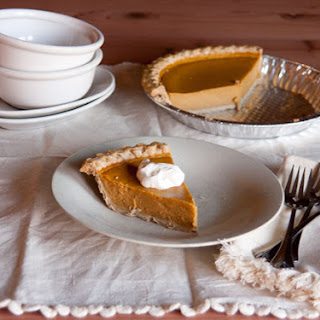 This is the best Pumpkin Pie