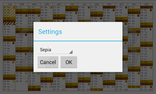 免費下載生產應用APP|年間カレンダー2013無料 app開箱文|APP開箱王