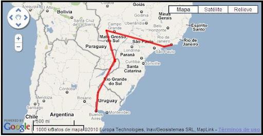 mapas inav argentina