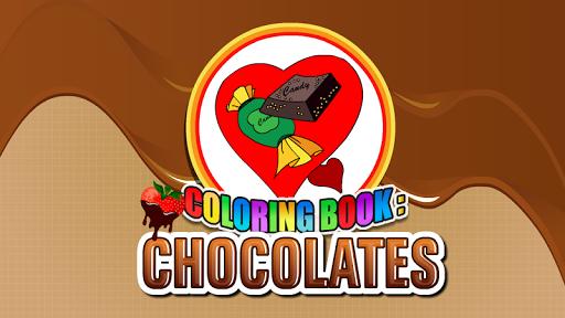 Coloring Book Chocolates 1.6.0 screenshots 6