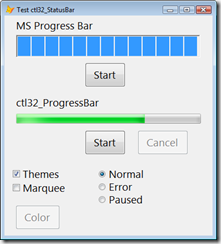Progress Bar