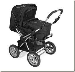 BabyTravel Grizzly