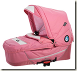 Emmaljunga City Korg PP Pink