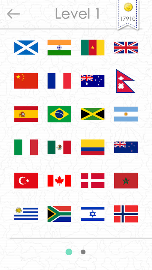 Guessing Flags