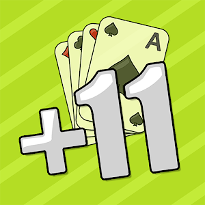 +11 Solitaire for PC and MAC