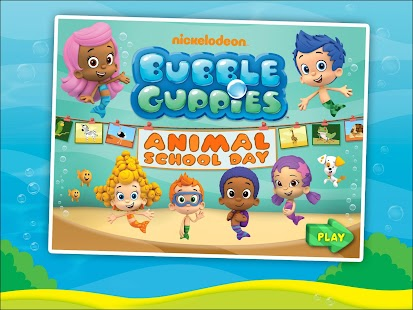 Bubble Guppies: Animals HD
