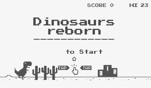 Dinosaurs Reborn