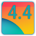 KitKat Android 4.4 Wallpapers Icon