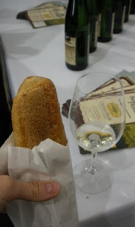 San Francisco Chronicle Wine Competition - Baguette