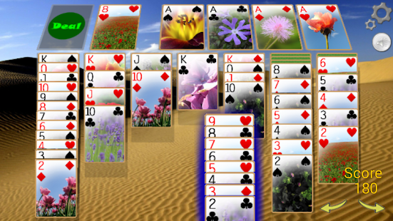 Solitaire 3D- screenshot thumbnail