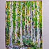 berkenbos, voorjaar