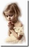 niños rezando