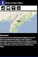 Screenshot of Hiking In Paradise