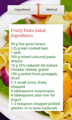 Special Salad Recipes