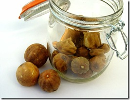 Dried Limes
