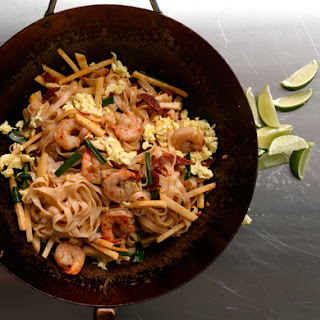 Penang Fried Rice Noodles.