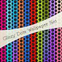 WALLPAPER SET - Glitzy Dots icon