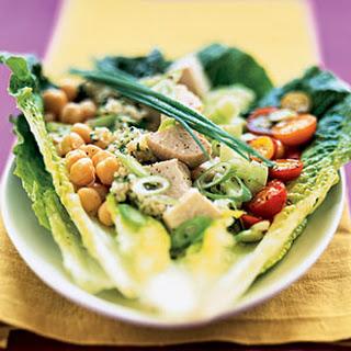 Tabbouleh Cobb Salad