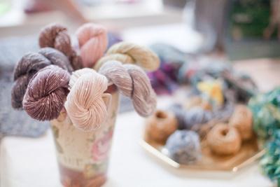 Sampling Yarn