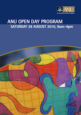 open day guide cover