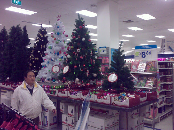 christmas in big w