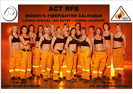 women firefighters