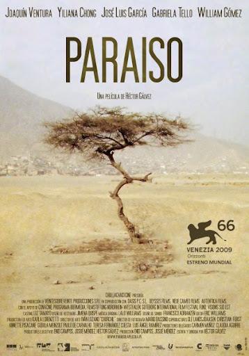 Afiche Paraiso