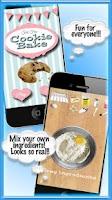 Screenshot of Cookie Bake Free Cooking Games