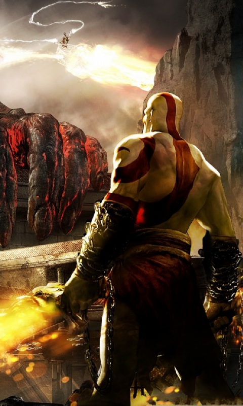 Download The God Of War Live Wallpapers Android Apps On