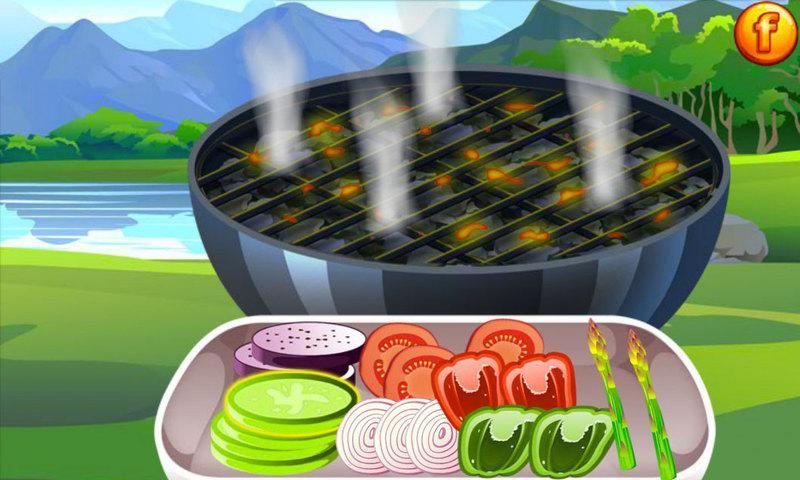 Outdoor Grill - screenshot