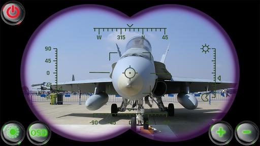 军用望远镜模拟