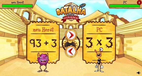 Batalha dos Números- screenshot thumbnail