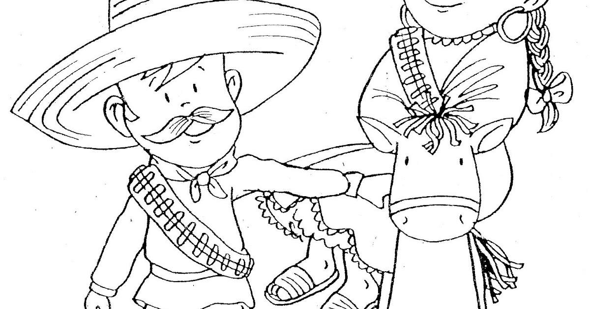 Dibujos Para Colorear 20 Noviembre Preescolar: Snap Pinto Dibujos: 20 De Noviembre Para Colorear