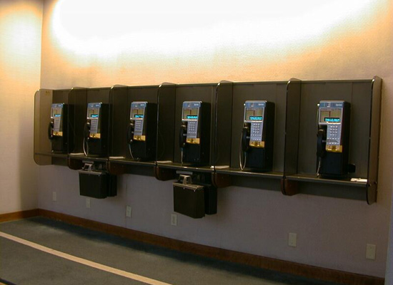 Pay phones