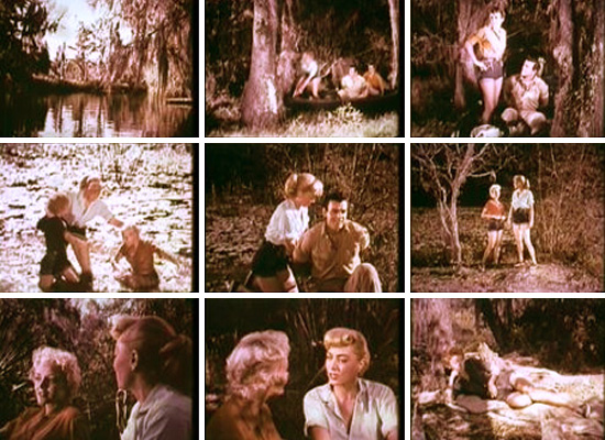 Swamp Women, directed by Roger Corman