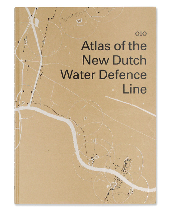 Atlas of the Dutch Water Defence Line