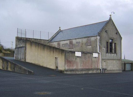 Irish Handball Alleys