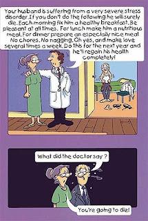 Юмор в медицине, советы врача